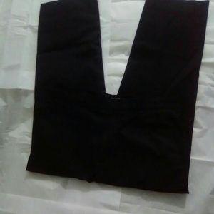 Women's KENNETH COLE STRETCH Black Pants